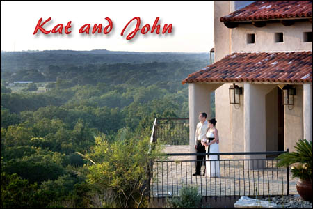 Kat and John at Chapel Dulcinea